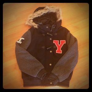 Girl's Hooded Yoki Jacket Size 12/14